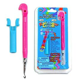Rainbow Loom® Metal Tool Upgrade Kit (Pink)