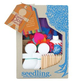 Seedling - Make Your Own Paper Doll Friends