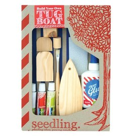 Seedling Build Your Own Tug Boat Activity Kit