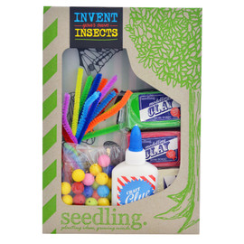 Seedling Invent Your Own Insects Kids Activity