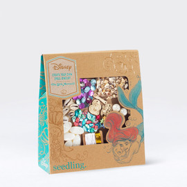 Seedling Disney The Little Mermaid - Create Your Own Shell Jewellery