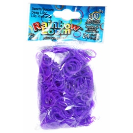 Rainbow Loom Bands - Deep Lilac