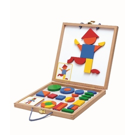 Djeco Geoform Magnetic Play Set