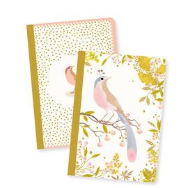 Djeco Lovely Paper Tinou Small Notebooks