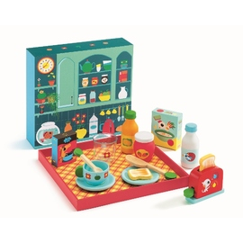 Djeco Breakfast Time Role Play Set