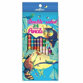 eeBoo Double-Sided Pencils - 12 Pack (24 Colours)