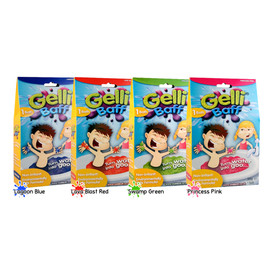 Gelli Baff - Red | Blue | Green | Pink