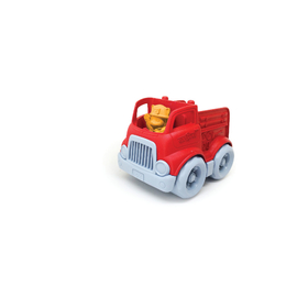 Green Toys - Fire Engine w/ Figure Eco Toy