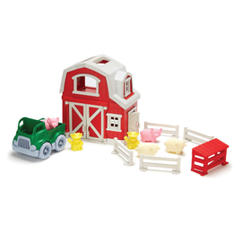 Green Toys - Farm Playset Eco Toy