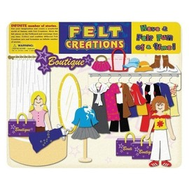 Felt Creations - Boutique Felt Story Board