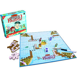 Haywire Games - Word Pirates Game