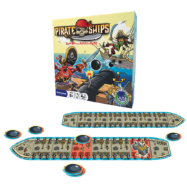 Haywire Games - Pirate Ships Game