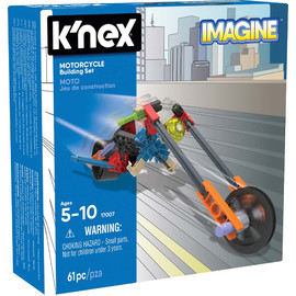 K'NEX Imagine|Motorcycle Building Set