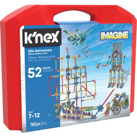 K'NEX Imagine | 25th Anniversary Ultimate Case