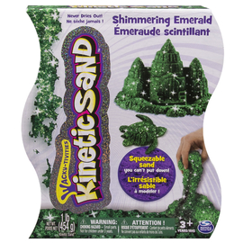 Kinetic Sand - Gem Emerald Green