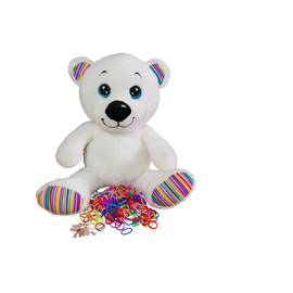 Loomi Bear Plush Value Pack - Loom Bands & Loom Charms