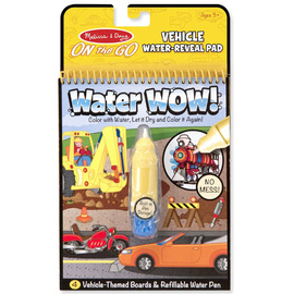 Melissa & Doug - On The Go Water WOW! Vehicles