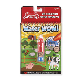 Melissa & Doug - On The Go - Water WOW! On The Farm