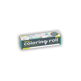 Mudpuppy Mini Colouring Roll | By Air, By Land, By Sea