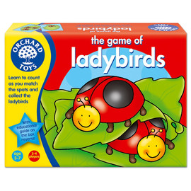 Orchard Toys - The Game of Ladybirds
