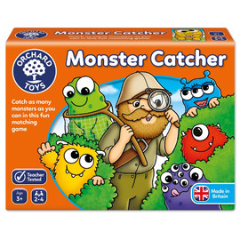 Orchard Toys - Monster Catcher Game