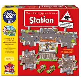 Orchard Toys - Giant Railway Expansion Pack|Stations