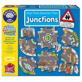 Orchard Toys - Giant Road Expansion Pack|Junctions