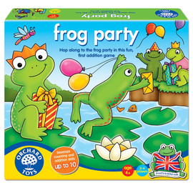 Orchard Toys - Frog Party Game