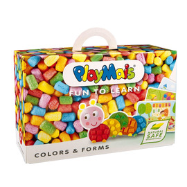 PlayMais FUN TO LEARN - Colours & Forms