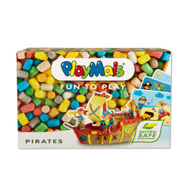 PlayMais - FUN TO PLAY Pirates Eco Craft Kit