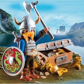 Playmobil Special Plus Viking with Treasure