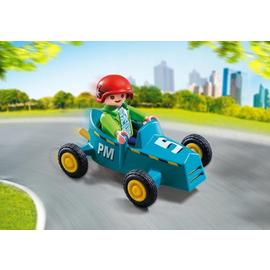 Playmobil Special Plus Boy with Go-Kart