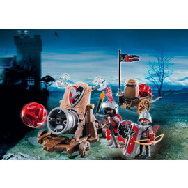 Playmobil - Hawk Knights Battle Cannon