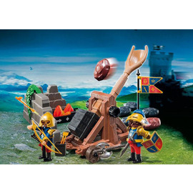 Playmobil - Royal Lion Knights Catapult