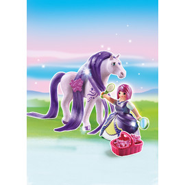 Playmobil - Princess Viola with Horse