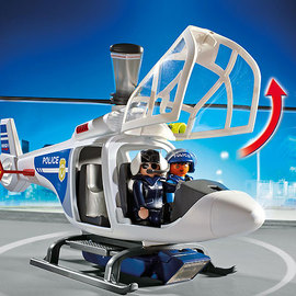 Playmobil - City Action Police Helicopter