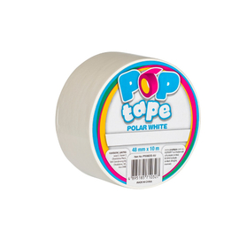 POPtape - Polar White