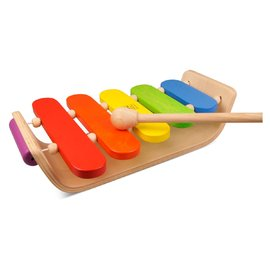 Plan Toys - Oval Xylophone Wooden Eco Toy