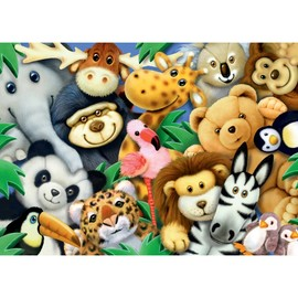Ravensburger - Softies Jigsaw Puzzle 35pc