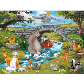 Ravensburger Disney The Animal Friends Jigsaw Puzzle 100pc