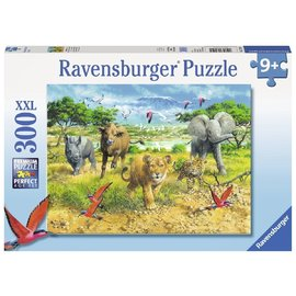 Ravensburger African Animal Babies 300pc Jigsaw Puzzle