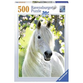 Ravensburger - Equestrian Spring  Jigsaw Puzzle 500pc