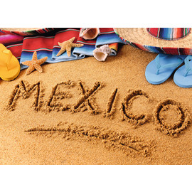 Ravensburger Mexican Collection Mexican Holiday 1000pc Jigsaw Puzzle