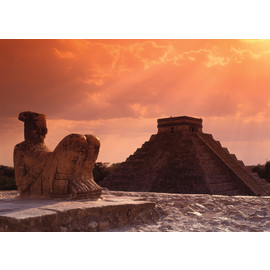 Ravensburger Mexican Collection Famous Chichen Itza 1000pc Jigsaw Puzzle