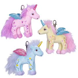 Spiegelburg Magical Unicorn Plush Pendant
