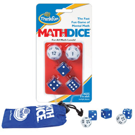 ThinkFun - Math Dice Game