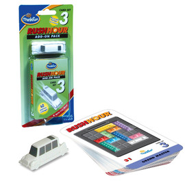 ThinkFun - Rush Hour 3|Expansion Pack with Limousine