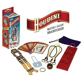 ThinkFun - Houdini Brainteaser Game