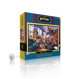 The New York Puzzle Company Harry Potter - Pesky Pixies 300pc Jigsaw Puzzle