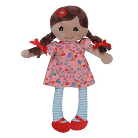 Tiger Tribe Mini Rag Doll - Elsie